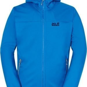 Jack Wolfskin Grand Valley Softshell Jkt M Sininen S