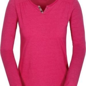 Jack Wolfskin Heather Longsleeve Pink XS