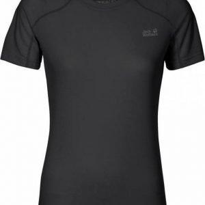 Jack Wolfskin Helium Chill T-Shirt Harmaa M