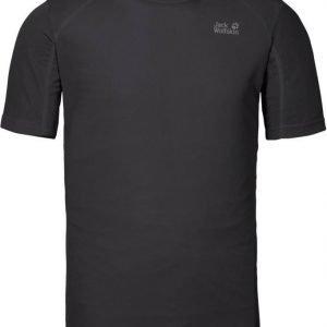 Jack Wolfskin Helium Chill T-Shirt M Harmaa M