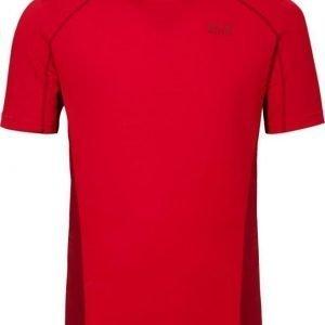 Jack Wolfskin Helium Chill T-Shirt M Punainen M