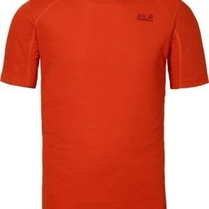 Jack Wolfskin Helium Chill T-Shirt M Punainen XXL