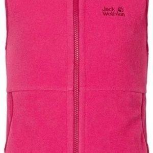 Jack Wolfskin Hudson Bay Vest Pink 128