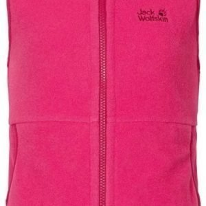 Jack Wolfskin Hudson Bay Vest Pink 152