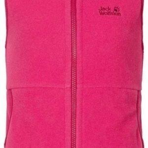 Jack Wolfskin Hudson Bay Vest Pink 164