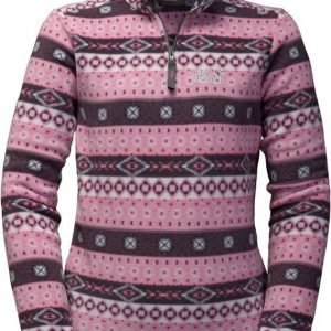 Jack Wolfskin Ice Crystal Pullover Rose XL