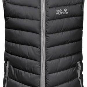 Jack Wolfskin Icecamp Vest Kids Dark Grey 140