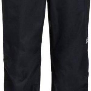 Jack Wolfskin Iceland 3In1 Pants Kids Musta 176