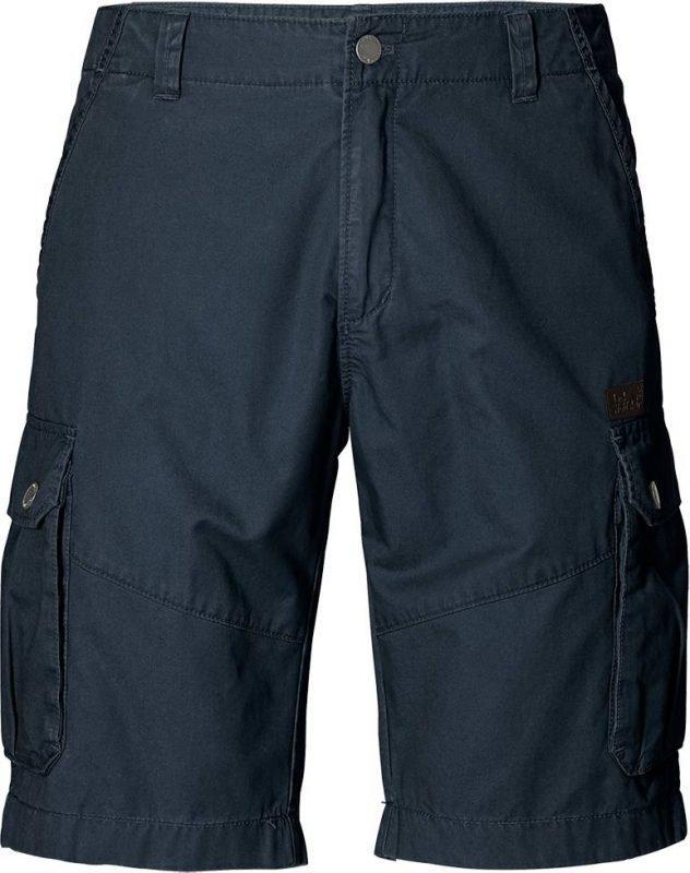 Jack Wolfskin Kampala Shorts M Tummansininen 52