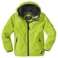 Jack Wolfskin Kids Limerick Jacket Lime 140