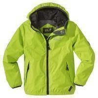 Jack Wolfskin Kids Limerick Jacket Lime 164