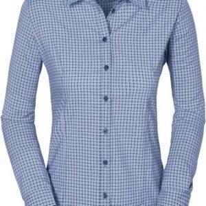 Jack Wolfskin Kiribati Shirt Sininen XL