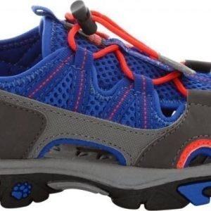 Jack Wolfskin Lakewood Cross Sandal Sininen 26