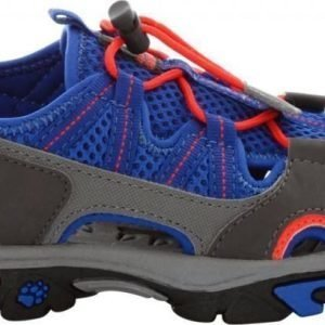Jack Wolfskin Lakewood Cross Sandal Sininen 32