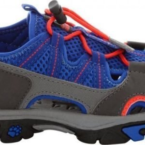 Jack Wolfskin Lakewood Cross Sandal Sininen 36