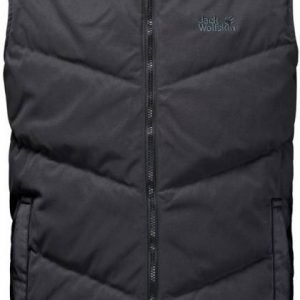 Jack Wolfskin Lakota Vest Dark Grey XL