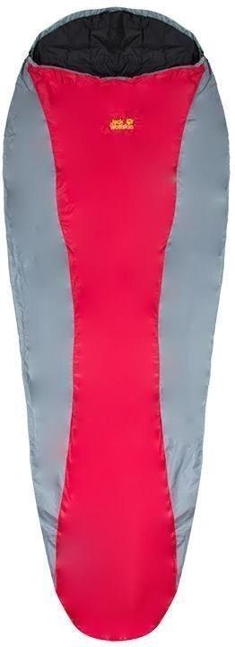 Jack Wolfskin Light Wave 8 Punainen Vasen