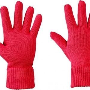 Jack Wolfskin Milton Glove Punainen L