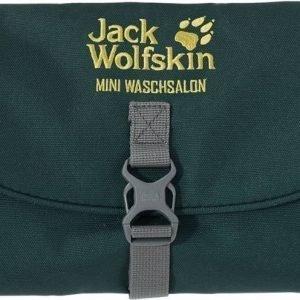 Jack Wolfskin Mini Waschsalon Tummanvihreä