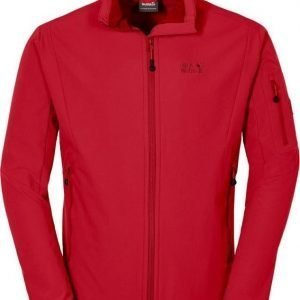 Jack Wolfskin Muddy Pass Xt Jacket Men Punainen L