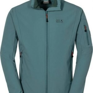 Jack Wolfskin Muddy Pass Xt Jacket Men Turkoosi L