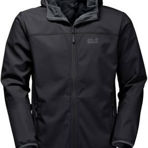 Jack Wolfskin Northern Point Men Musta XL