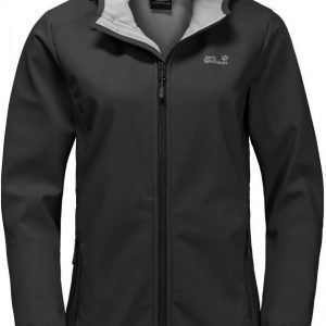 Jack Wolfskin Northern Point Women Musta XL