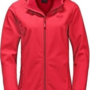Jack Wolfskin Northern Point Women Punainen L
