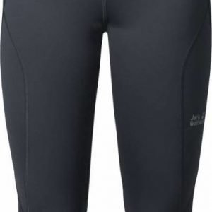 Jack Wolfskin Passion Trail 3/4 Tights Ruskea 42