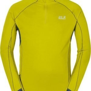 Jack Wolfskin Passion Trail Chill Halfzip M Lime M