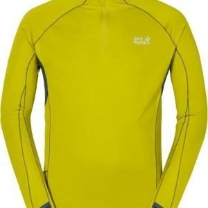Jack Wolfskin Passion Trail Chill Halfzip M Lime S