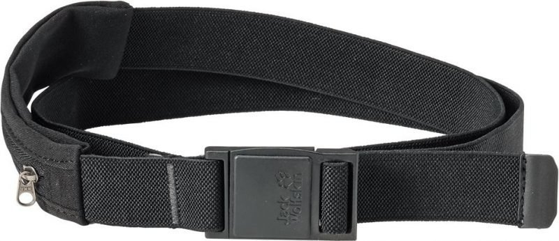 Jack Wolfskin Pocket Belt Musta