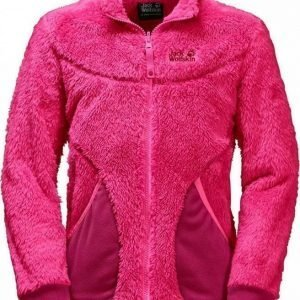 Jack Wolfskin Polar Bear Girls Pink 140