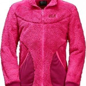 Jack Wolfskin Polar Bear Girls Pink 140