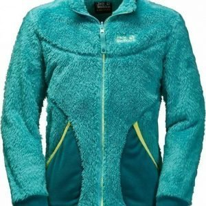 Jack Wolfskin Polar Bear Girls Turkoosi 140
