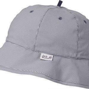 Jack Wolfskin Reversible Desert Sun Hat G Tummansininen S