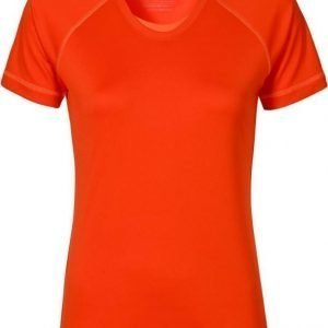 Jack Wolfskin Rock Chill T-Shirt Coral S