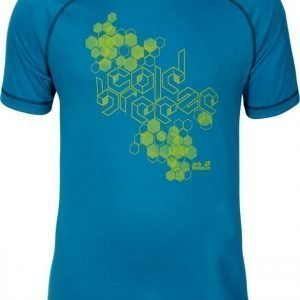 Jack Wolfskin Rock Chill T-Shirt M Turkoosi M