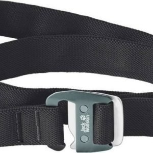Jack Wolfskin Rough Stretch Belt Musta