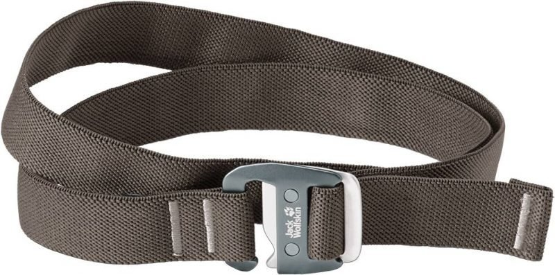 Jack Wolfskin Rough Stretch Belt Ruskea