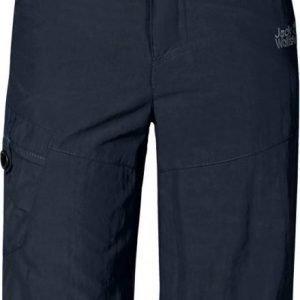 Jack Wolfskin Safari Shorts B Tummansininen 140