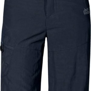 Jack Wolfskin Safari Shorts B Tummansininen 152