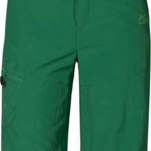 Jack Wolfskin Safari Shorts B Vihreä 116