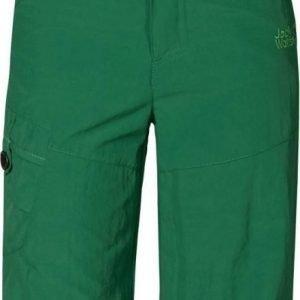 Jack Wolfskin Safari Shorts B Vihreä 128