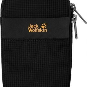 "Jack Wolfskin Smart Protect 4.5"" Pouch Musta"