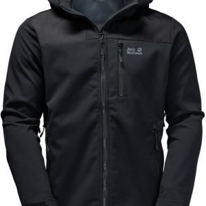 Jack Wolfskin Snow Cliff Musta XL
