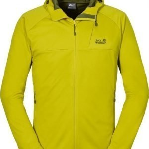Jack Wolfskin Sonic Barrier Jacket M Lime S