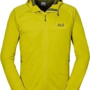 Jack Wolfskin Sonic Barrier Jacket M Lime XL
