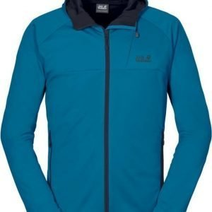 Jack Wolfskin Sonic Barrier Jacket M Turkoosi XL