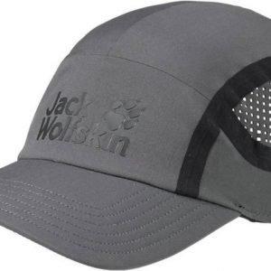 Jack Wolfskin Sonic Flex Vent Cap Tarmac yksi koko (56-61 cm)
